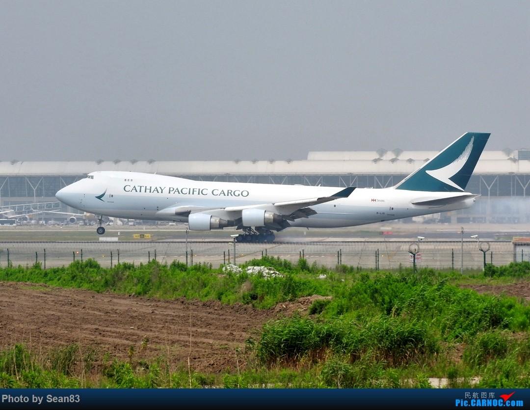Re:[原创]又是一年春去夏来 BOEING 747-400  PVG