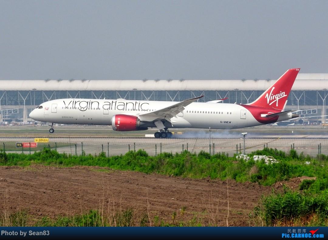Re:[原创]又是一年春去夏来 BOEING 787-9  PVG