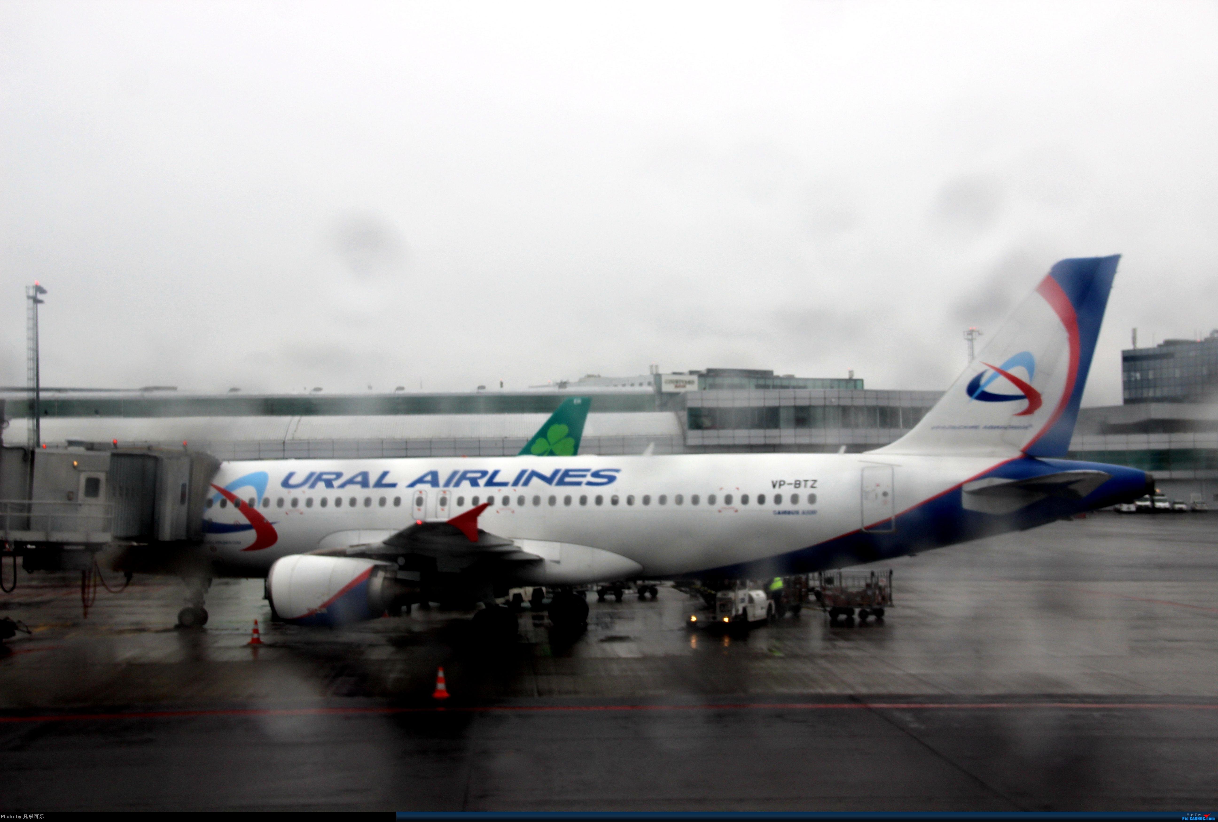 Re:这几年国内外拍的一些机 AIRBUS A320 VP-BTZ 布拉格机场