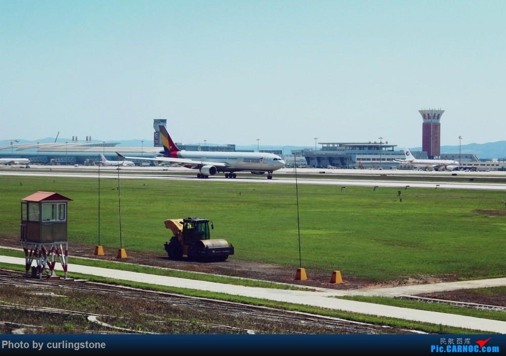 [原创]【长春飞友会】有一只名叫柯基的短腿镜头 有一天他去了全国最low的省会机场 AIRBUS A330-300 HL-7792 长春龙嘉国际机场