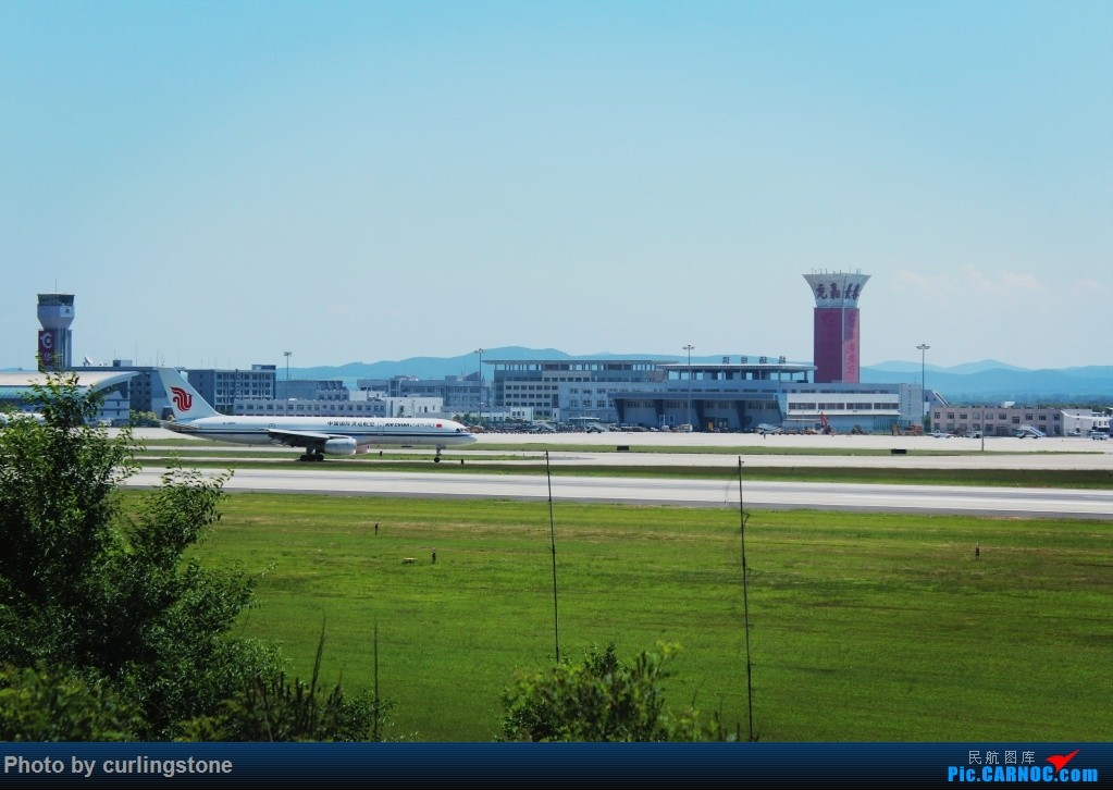 Re:[原创]【长春飞友会】有一只名叫柯基的短腿镜头 有一天他去了全国最low的省会机场 BOEING 757-200 B-2855 中国长春龙嘉国际机场