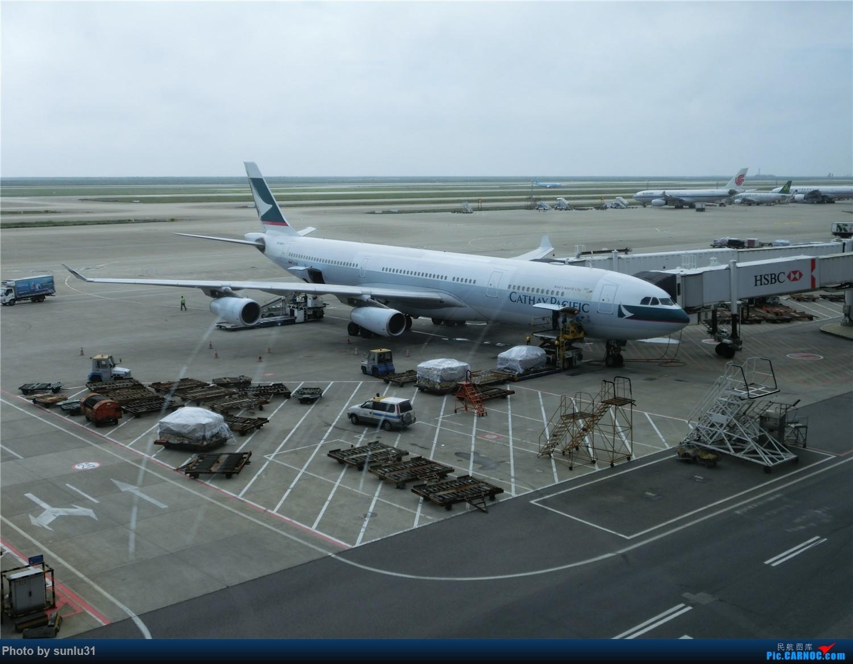 Re:[原创]【Mitchell的飞行时光】四段少见的GA游记,多灾多难的巴厘岛之行(持续更新中) AIRBUS A340-300 B-HIH 中国上海浦东国际机场