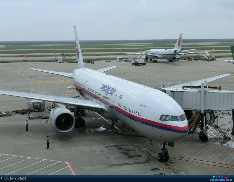 Re:[原创]【Mitchell的飞行时光】四段少见的GA游记,多灾多难的巴厘岛之行(持续更新中) BOEING 777-200 9M-MRA 中国上海浦东国际机场