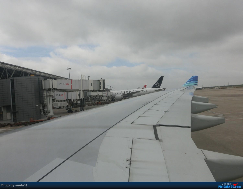 Re:[原创]【Mitchell的飞行时光】四段少见的GA游记,多灾多难的巴厘岛之行(持续更新中) AIRBUS A330-200 PK-GPN 中国上海浦东国际机场