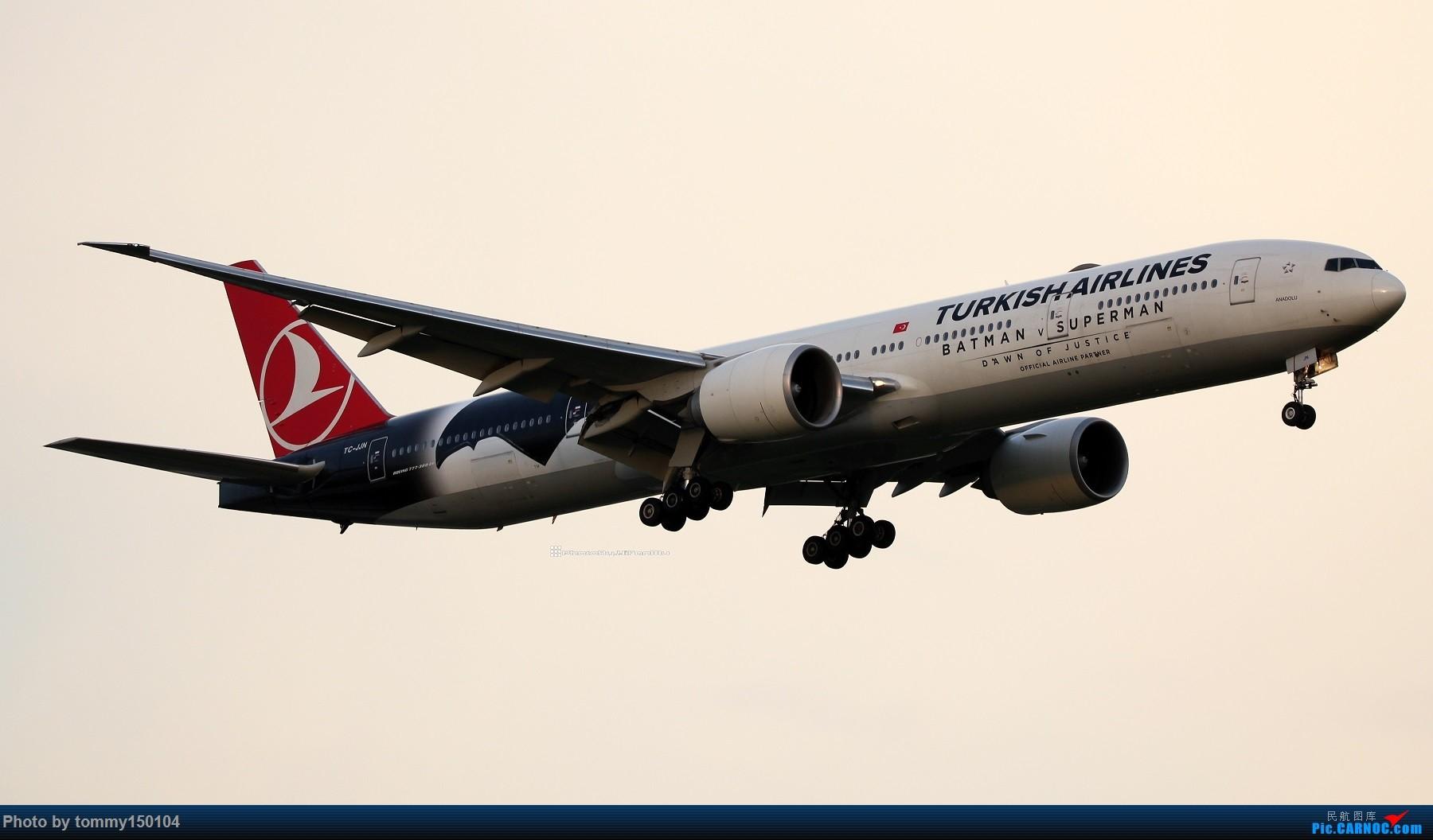 Re:[原创]【TPE】台北桃園降落一組!(找廣州或上海飛友帶路~) BOEING 777-300ER TC-JJN 中国台北桃园国际机场