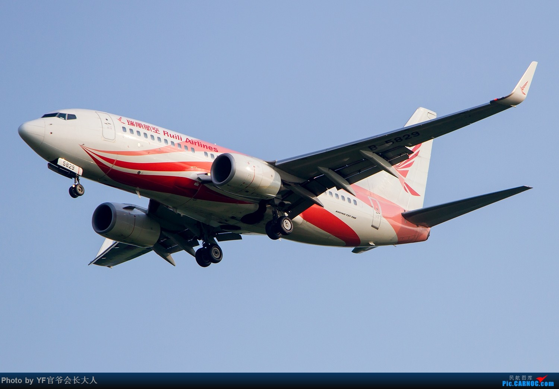 Re:[原创]【ZYTX】最近又来了不少好货(新加坡货航,美联航319,七月份新来的红土航空,还有几个今年还没拍到的。) BOEING 737-700 B-5829 中国沈阳桃仙国际机场
