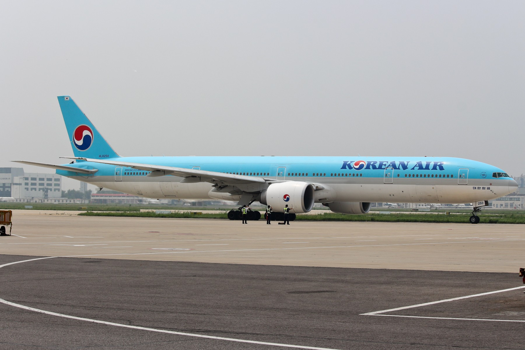 Re:[原创]【TSN飞友会】1800*1200 近期TSN集锦 不看绝对后悔 BOEING 777-300ER  中国天津滨海国际机场