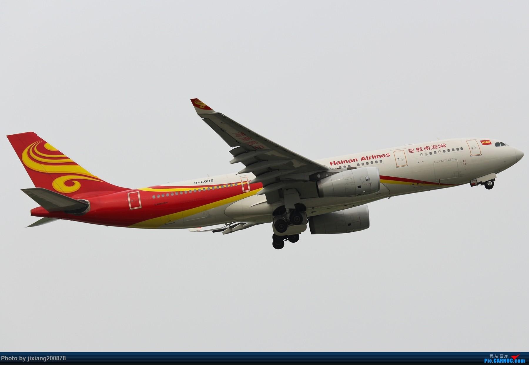 Re:[原创]【TSN飞友会】1800*1200 近期TSN集锦 不看绝对后悔 AIRBUS A330-200 B-6089 中国天津滨海国际机场