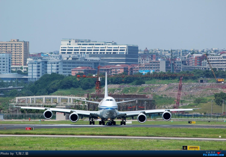 Re:[原创]CKG拍机(今天搞大着了) BOEING 747-8I B-2486 重庆江北国际机场