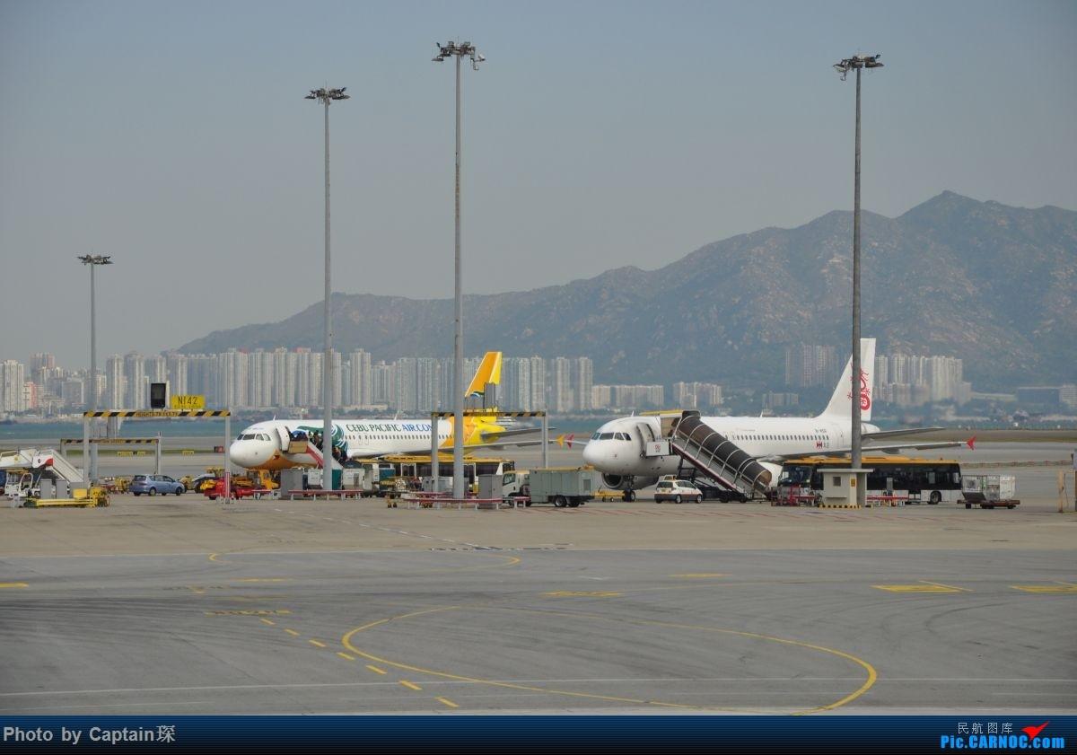 Re:[原创]重度拖延症之香港转机贴 AIRBUS A320-200 B-HSR 中国香港国际机场