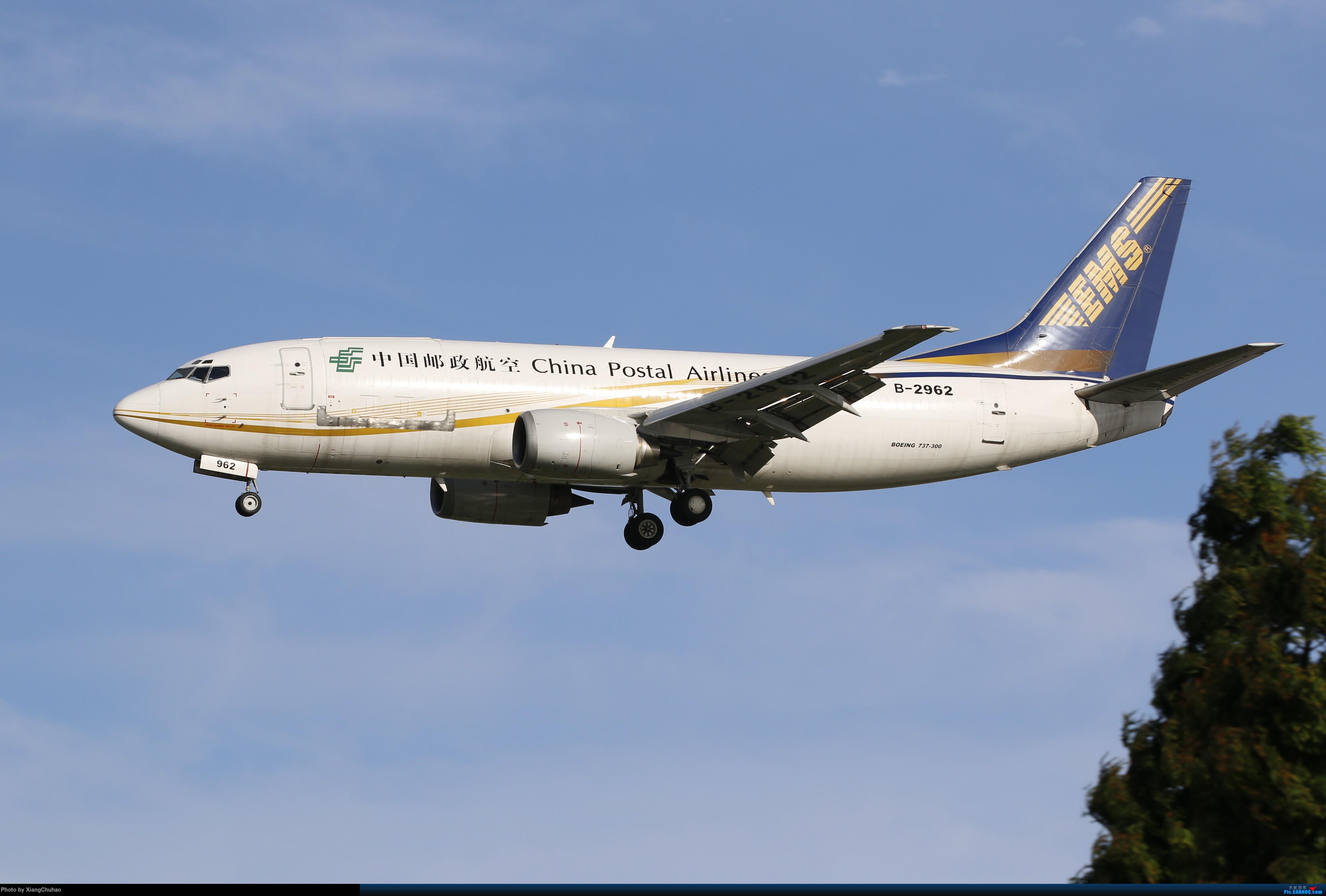 温州龙湾国际机场 BOEING 737-300 B-2962 中国温州龙湾国际机场