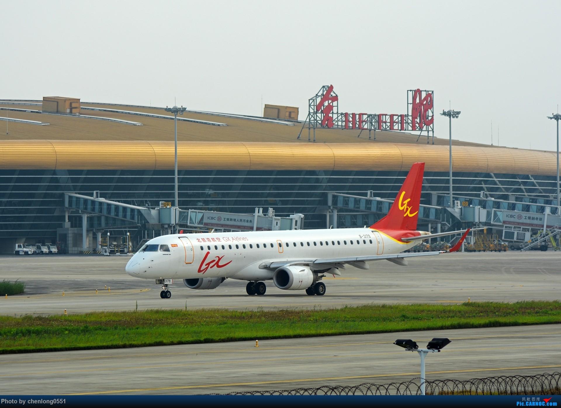 Re:[原创]【合肥飞友会】不经意的一次拍机解决了不少有无 EMBRAER E-190 B-3179 中国合肥新桥国际机场