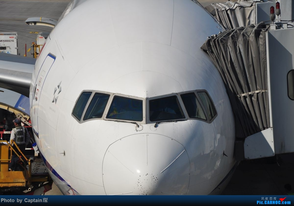 Re:[原创]重度拖延症之香港转机贴 BOEING 777-200ER  中国香港国际机场