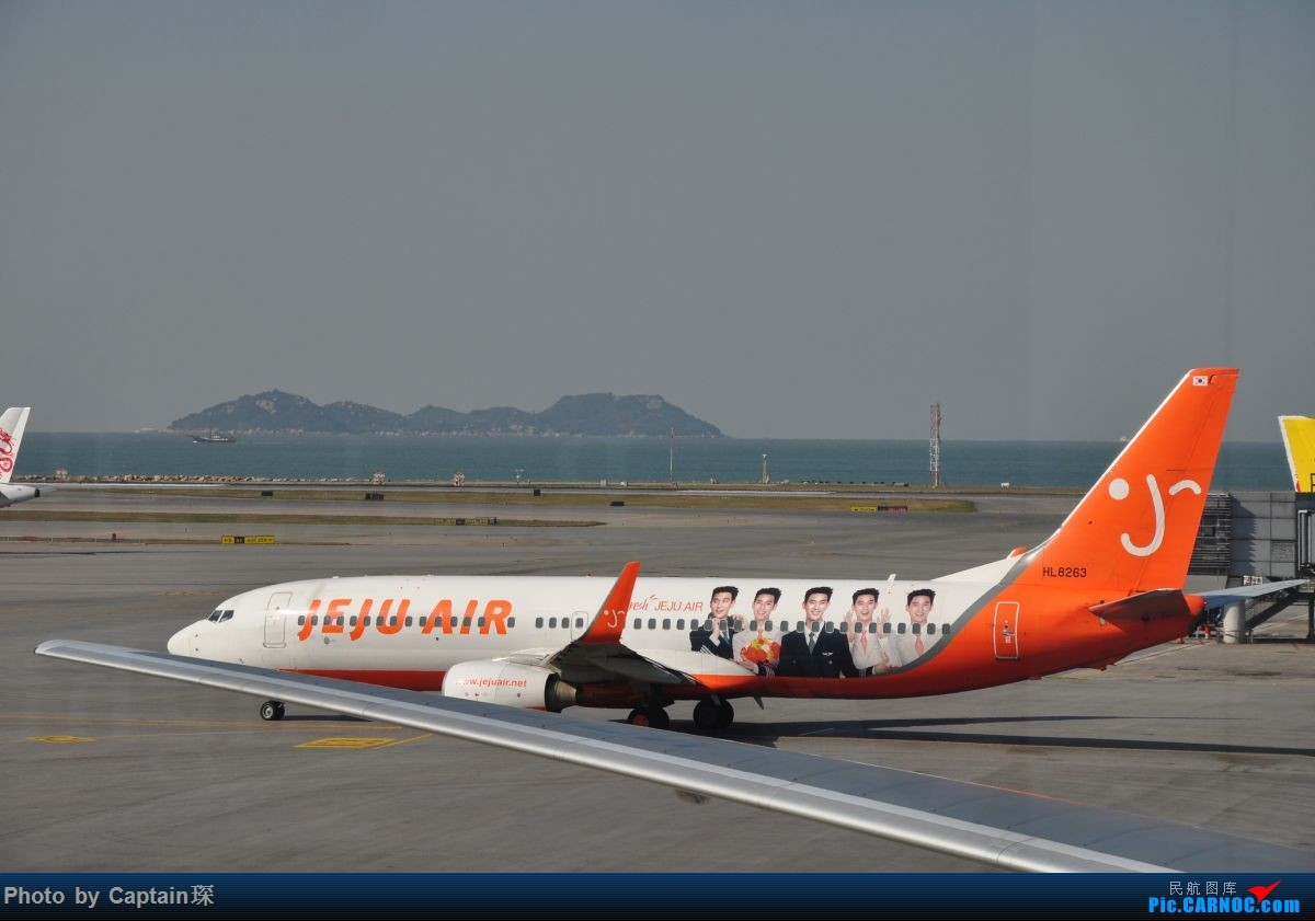 Re:[原创]重度拖延症之香港转机贴 BOEING 737-800  中国香港国际机场