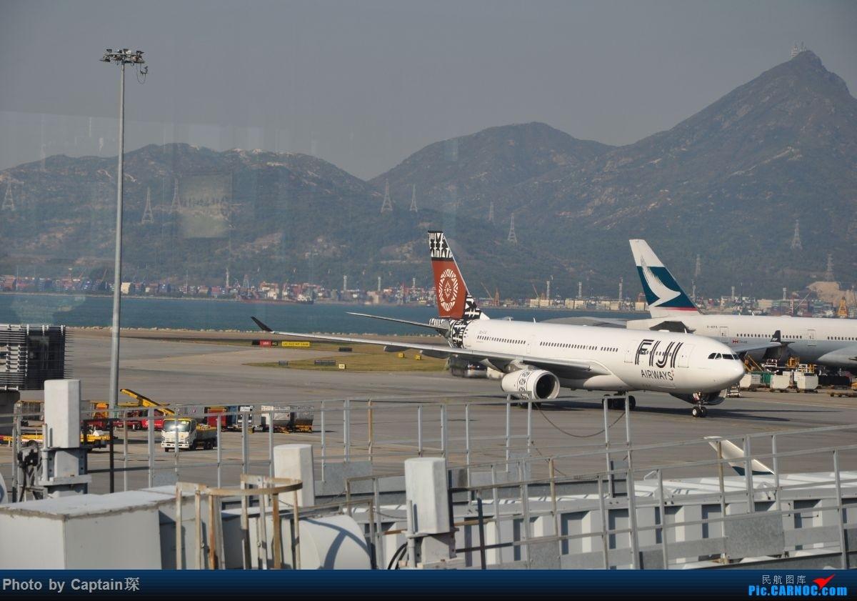 Re:[原创]重度拖延症之香港转机贴 AIRBUS A330-200  中国香港国际机场