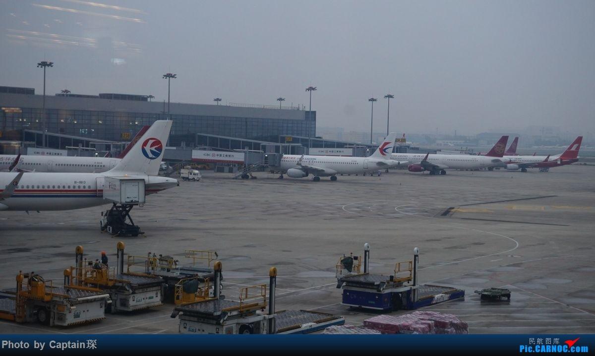 Re:[原创]SHA-FRA德国行 AIRBUS A321-200 B-1813 中国上海虹桥国际机场