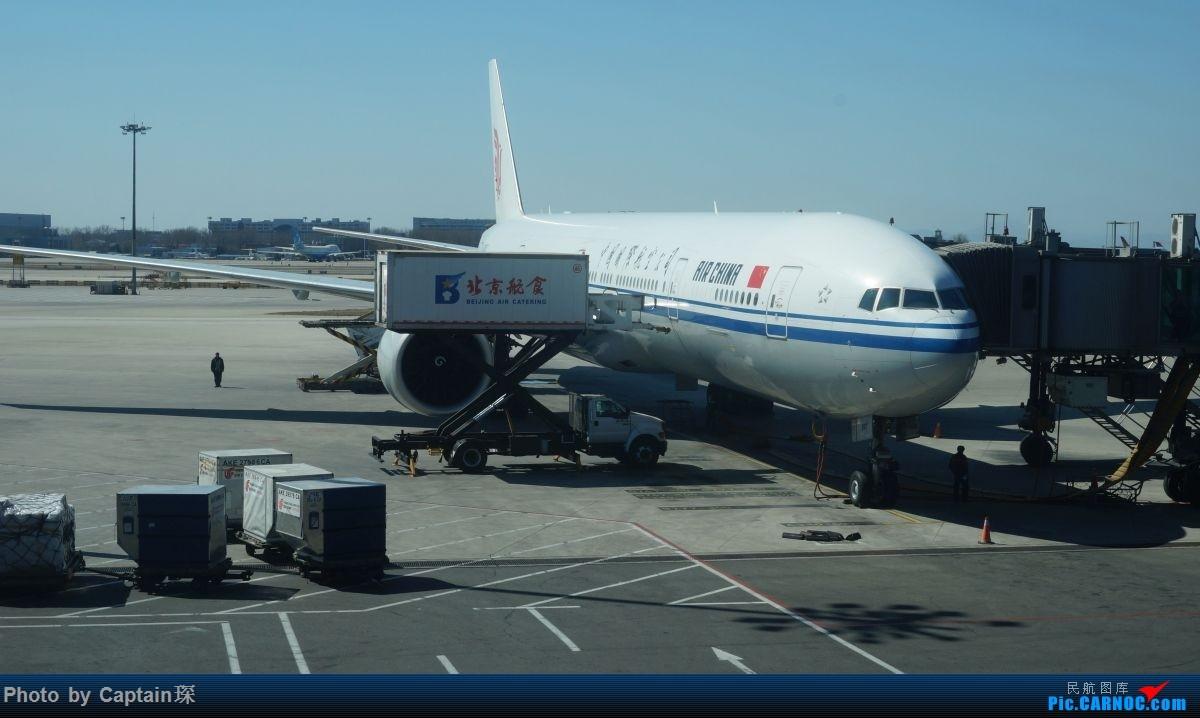 Re:[原创]SHA-FRA德国行 BOEING 777-300ER B-2087 中国北京首都国际机场