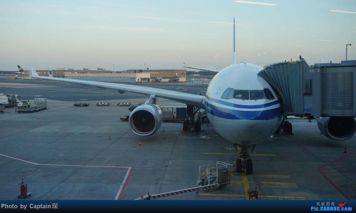 Re:[原创]SHA-FRA德国行 AIRBUS A330-200  FRA