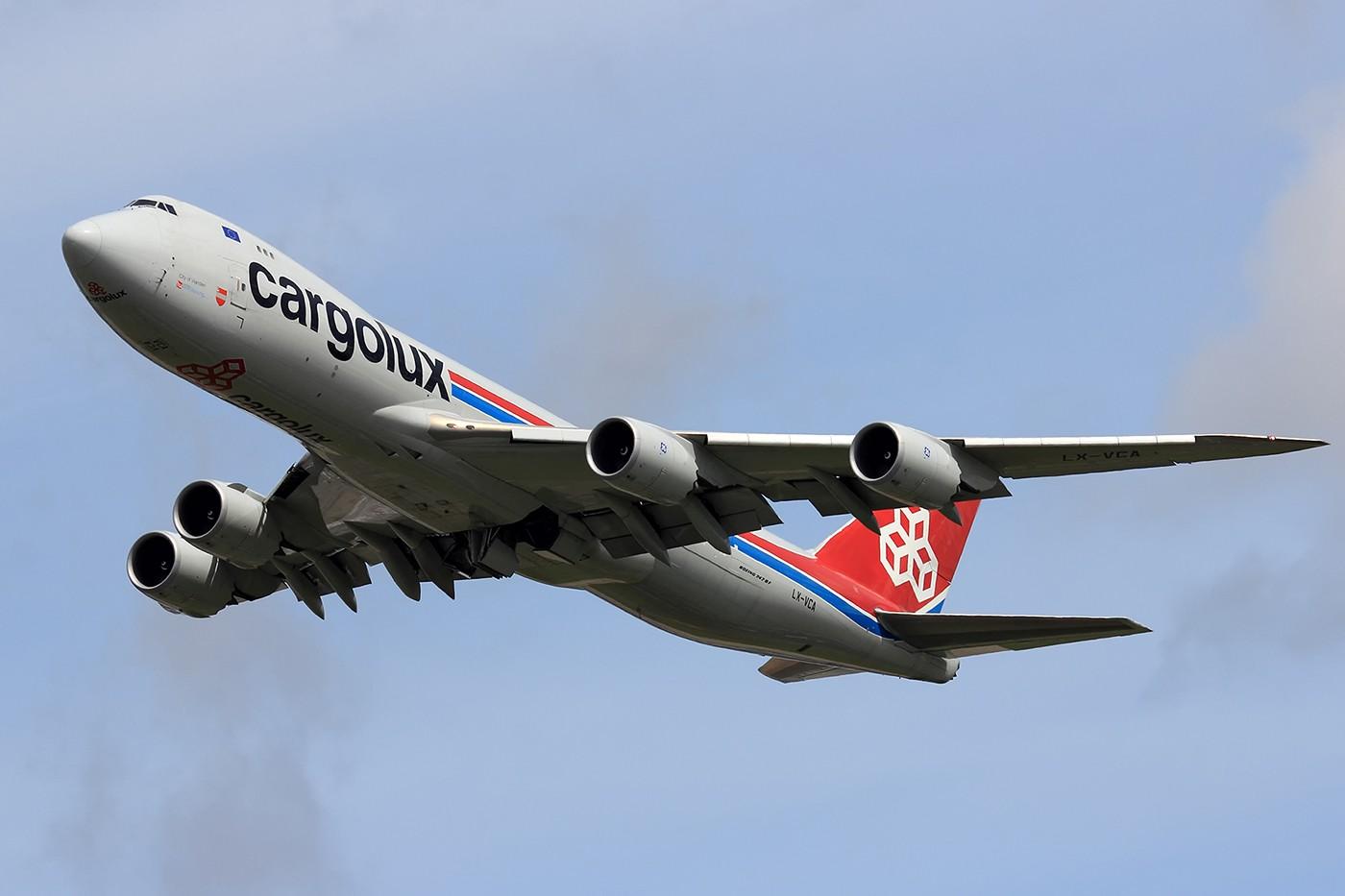 Re:[原创]【AMS】阿姆斯特丹常规卡狗一组 1400*933 BOEING 747-8F LX-VCA 荷兰阿姆斯特丹史基浦机场