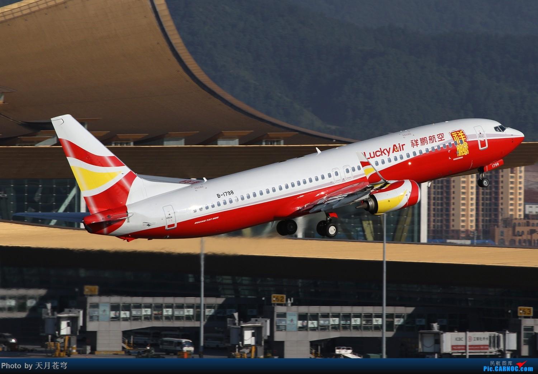 Re:[原创]【KMG】好天气,继续长水一日游 BOEING 737-800 B-1798 中国昆明长水国际机场