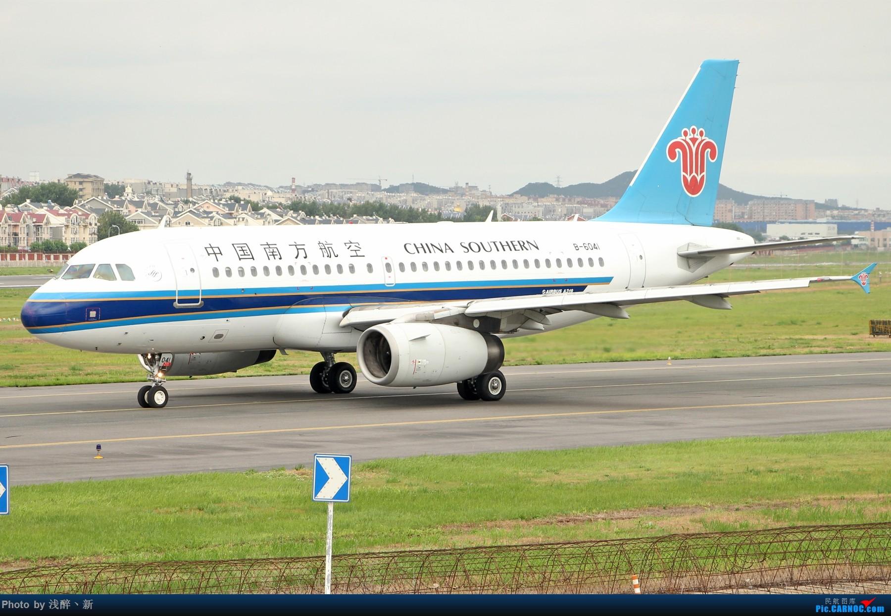 Re:[原创]DLC 7.16 机场游击战 AIRBUS A319-100 B-6041 中国大连国际机场