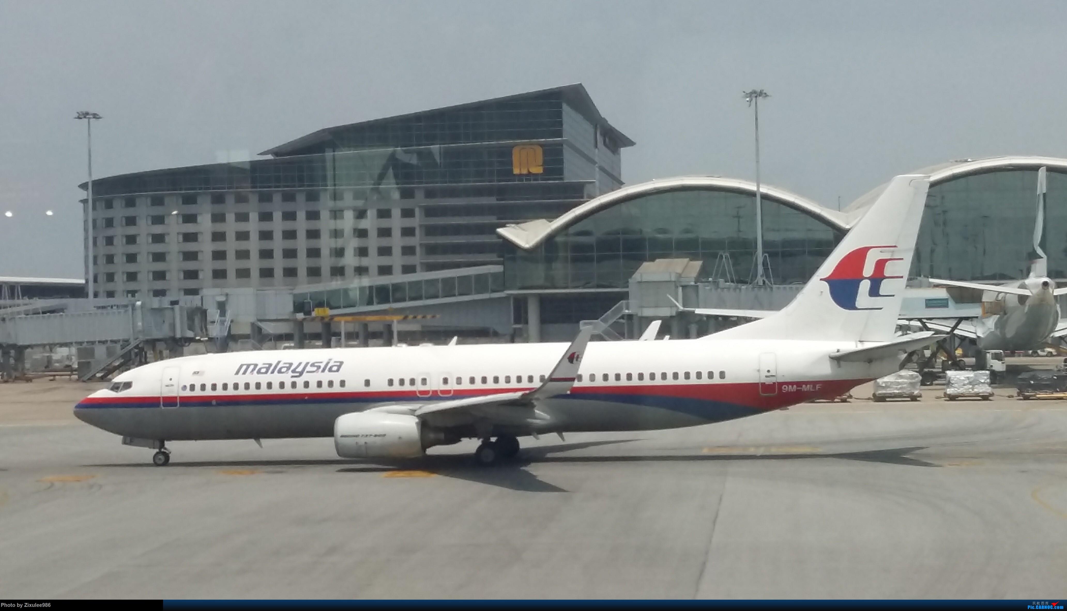[原创][HKG]【一图党】旧涂马航738……HKG偶遇!!!! BOEING 737-8H6 9M-MLF 中国香港国际机场