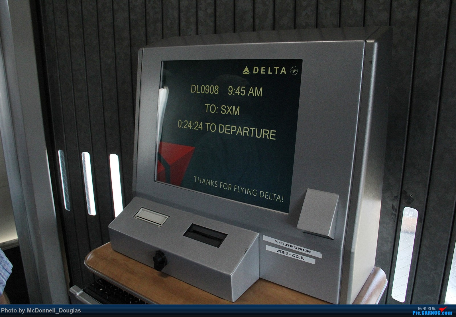 Re:[原创]【上海飞友会】图会很多,也有很多驾驶舱,杂七杂八的美帝,梦寐以求的圣马丁,这更绝不弃贴【驾驶舱已出现】【已更新至圣马丁部分】 BOEING757-232 N670DN 美国亚特兰大哈兹菲尔德-杰克逊国际机场