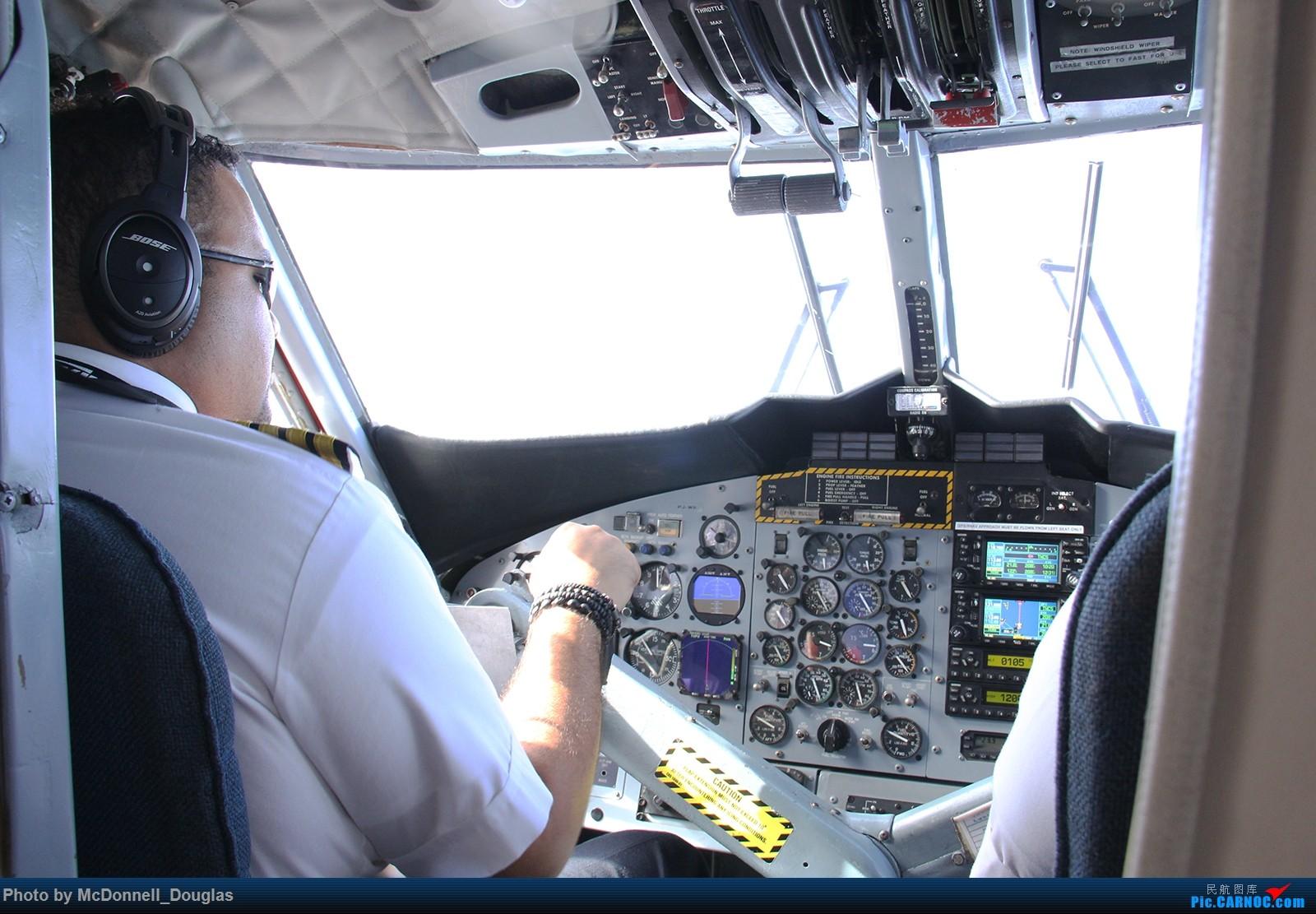 Re:[原创]【上海飞友会】图会很多,也有很多驾驶舱,杂七杂八的美帝,梦寐以求的圣马丁,这更绝不弃贴【驾驶舱已出现】【已更新至圣马丁部分】 DE HAVILLAND CANADA DHC-6-310 PJ-WII
