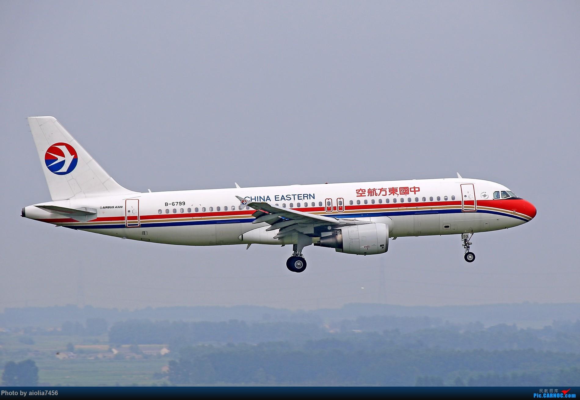 Re:[原创]新桥桑拿天,上塔晒晒,我要古铜色~! AIRBUS A320-200 B-6799 中国合肥新桥国际机场