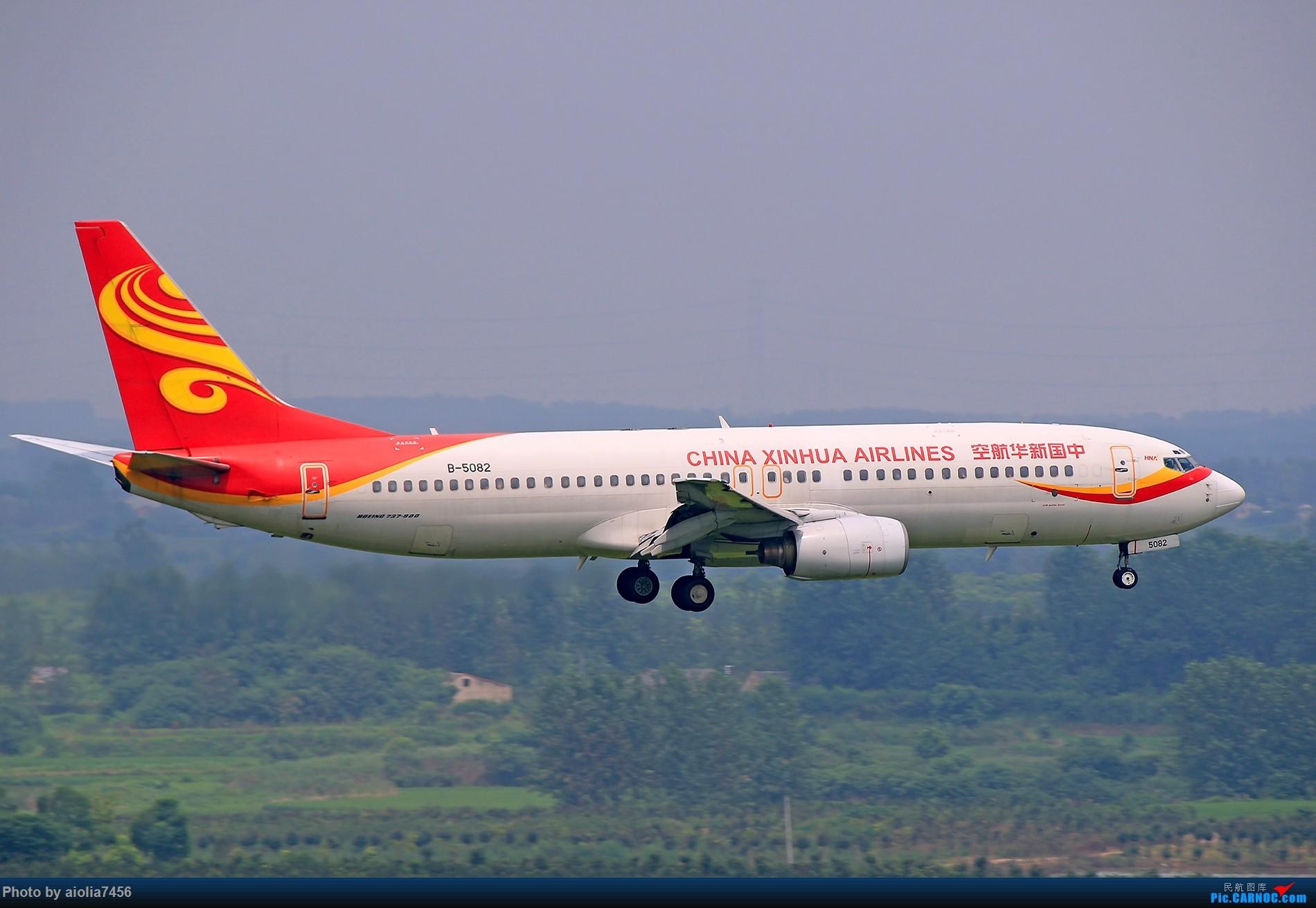 Re:[原创]新桥桑拿天,上塔晒晒,我要古铜色~! BOEING 737-800 B-5082 中国合肥新桥国际机场