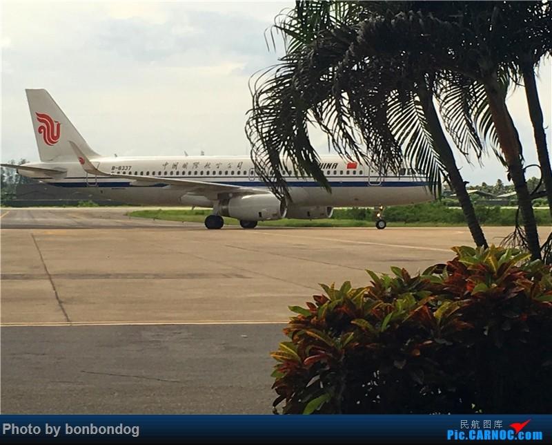 Re:[原创]重新发 重新发 CTU HKG BKK CNX URT NST 全部手机 渣像素 勿喷 AIRBUS A320-200 B-8337 泰国万纶机场