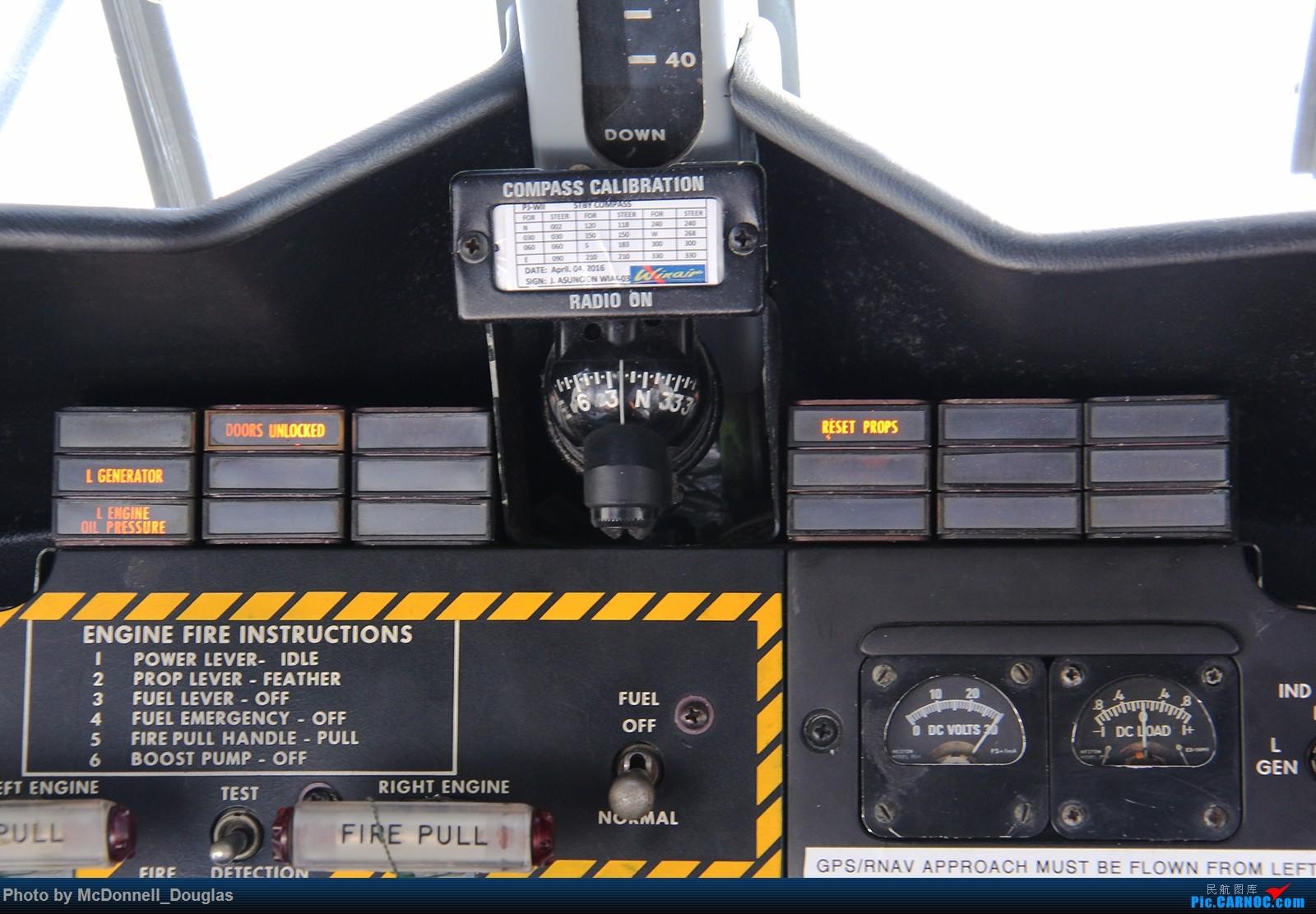 Re:[原创]【上海飞友会】图会很多,也有很多驾驶舱,杂七杂八的美帝,梦寐以求的圣马丁,这更绝不弃贴【驾驶舱已出现】【已更新至圣马丁部分】 DE HAVILLAND CANADA DHC-6-310 PJ-WII Juancho Yrausquin Airport