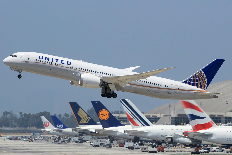 Re:[原创]突然就想发个帖 BOEING 787-9 N27959 美国洛杉矶机场