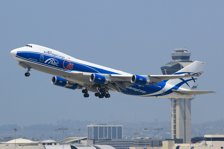 Re:[原创]突然就想发个帖 BOEING 747-400 VQ-BHE 中国广州白云国际机场
