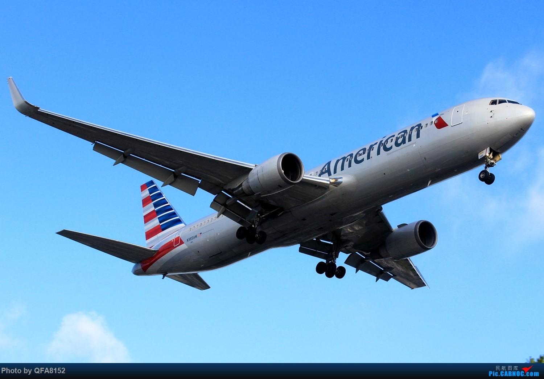 Re:[原创]突然就想发个帖 BOEING 767-300ER N385AM 美国洛杉矶机场