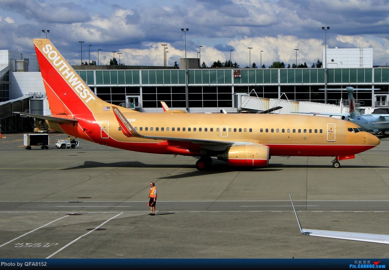 Re:[原创]突然就想发个帖 BOEING 737-300 N792SW 美国西雅图机场