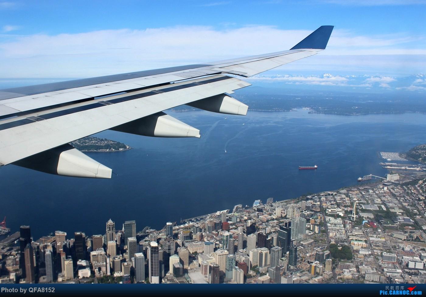 Re:[原创]突然就想发个帖 AIRBUS A330-300 N856NW SEA