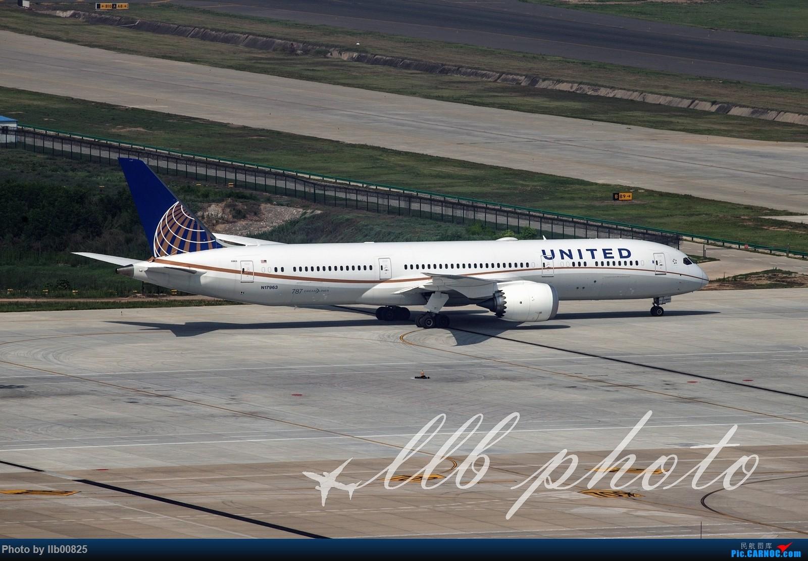 Re:[原创]XIY—一些杂图,UA 789 BOEING 787-9 N17963 中国西安咸阳国际机场