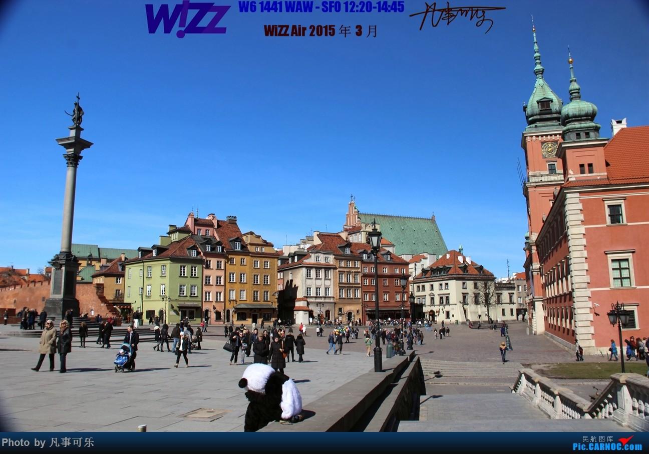 [原创]【可乐飞旅5】WiZZ Air 波兰华沙机场--意大利罗马FCO体验
