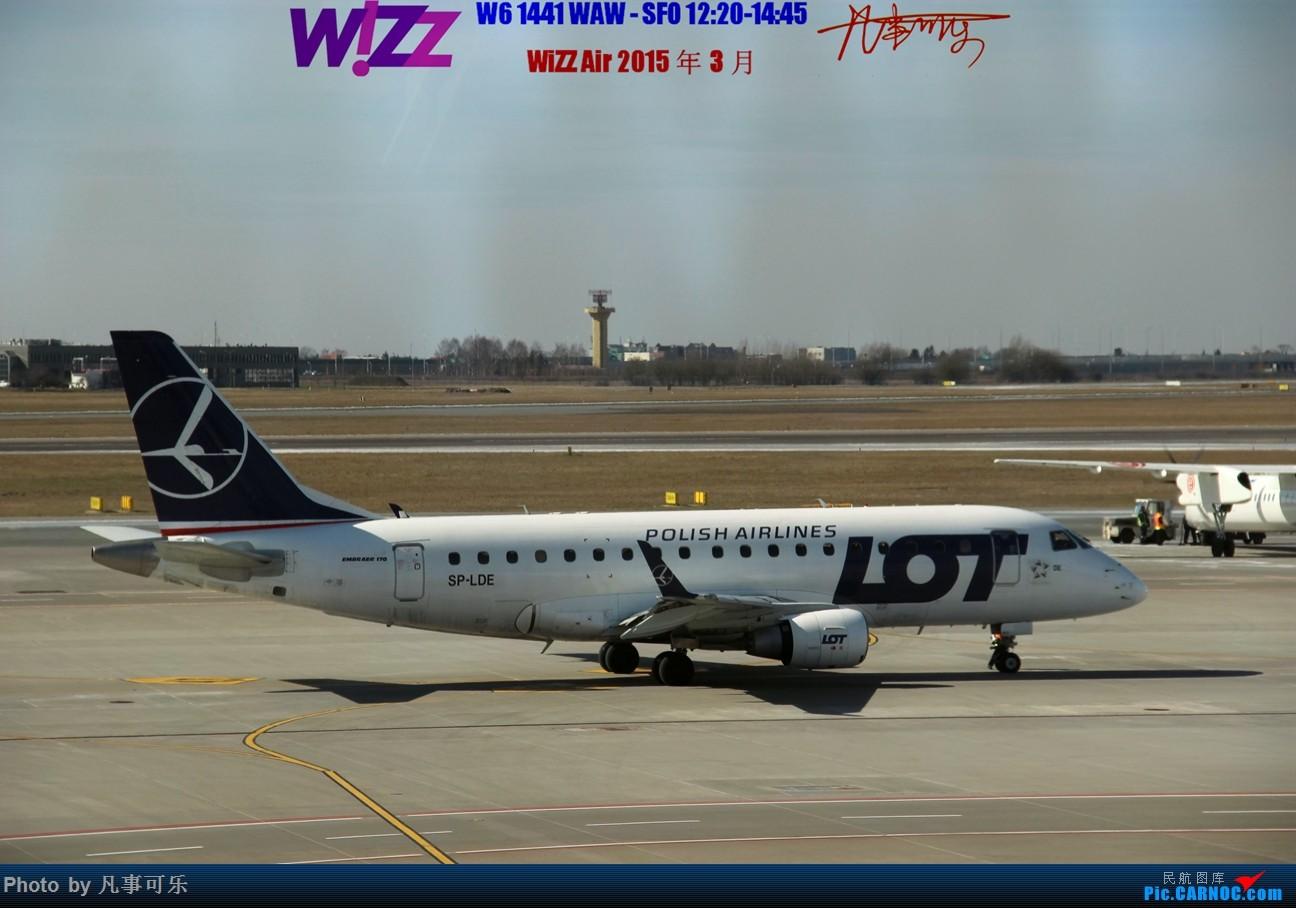 Re:[原创]【可乐飞旅5】WiZZ Air 波兰华沙机场--意大利罗马FCO体验 EMBRAER E-170 SP-LDE WAW