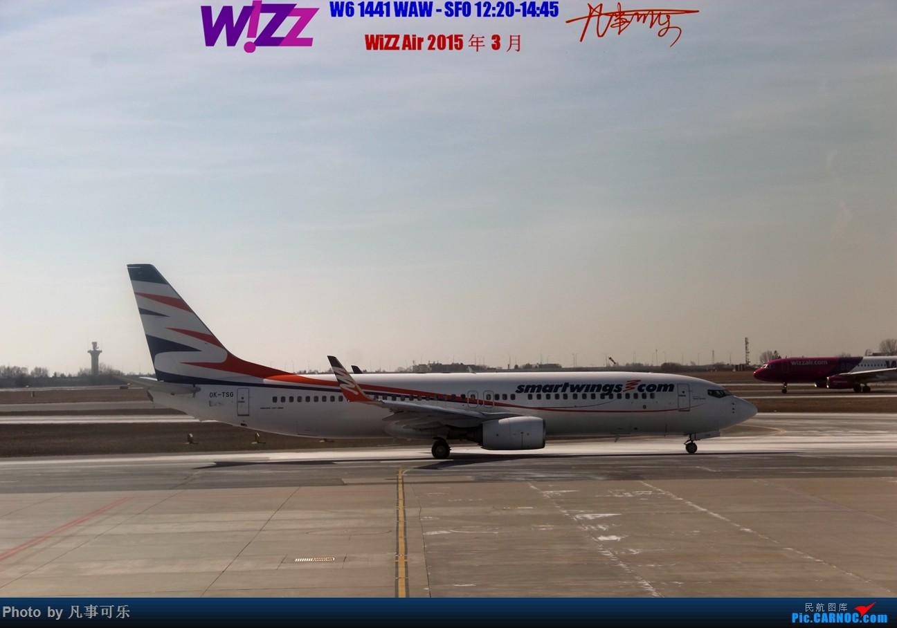 Re:[原创]【可乐飞旅5】WiZZ Air 波兰华沙机场--意大利罗马FCO体验 BOEING 737-800 OK-TSG 波兰华沙萧邦机场