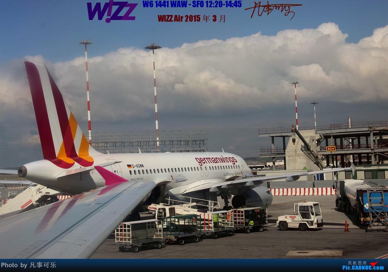 Re:[原创]【可乐飞旅5】WiZZ Air 波兰华沙机场--意大利罗马FCO体验