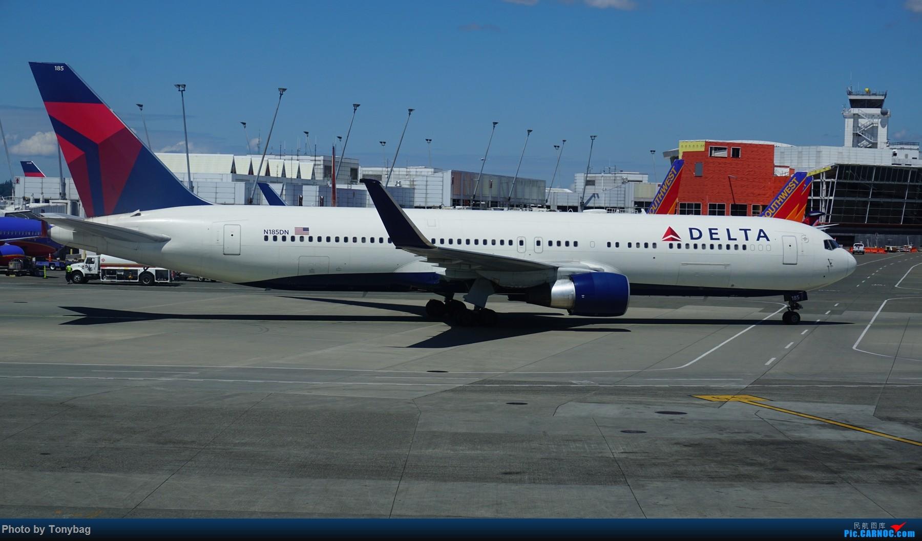 Re:[原创]AS719 HU496 盐湖城-西雅图-北京