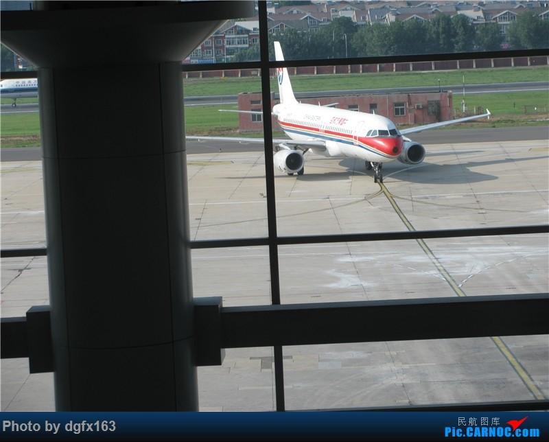Re:[原创]【dgfx163的游记(10)】中国东方航空 A320-200 大连DLC-西安XIY MU2298 第10集 感动与收获 飞行是一场修行,体验,享受... AIRBUS A320-200 B-6875 中国大连国际机场