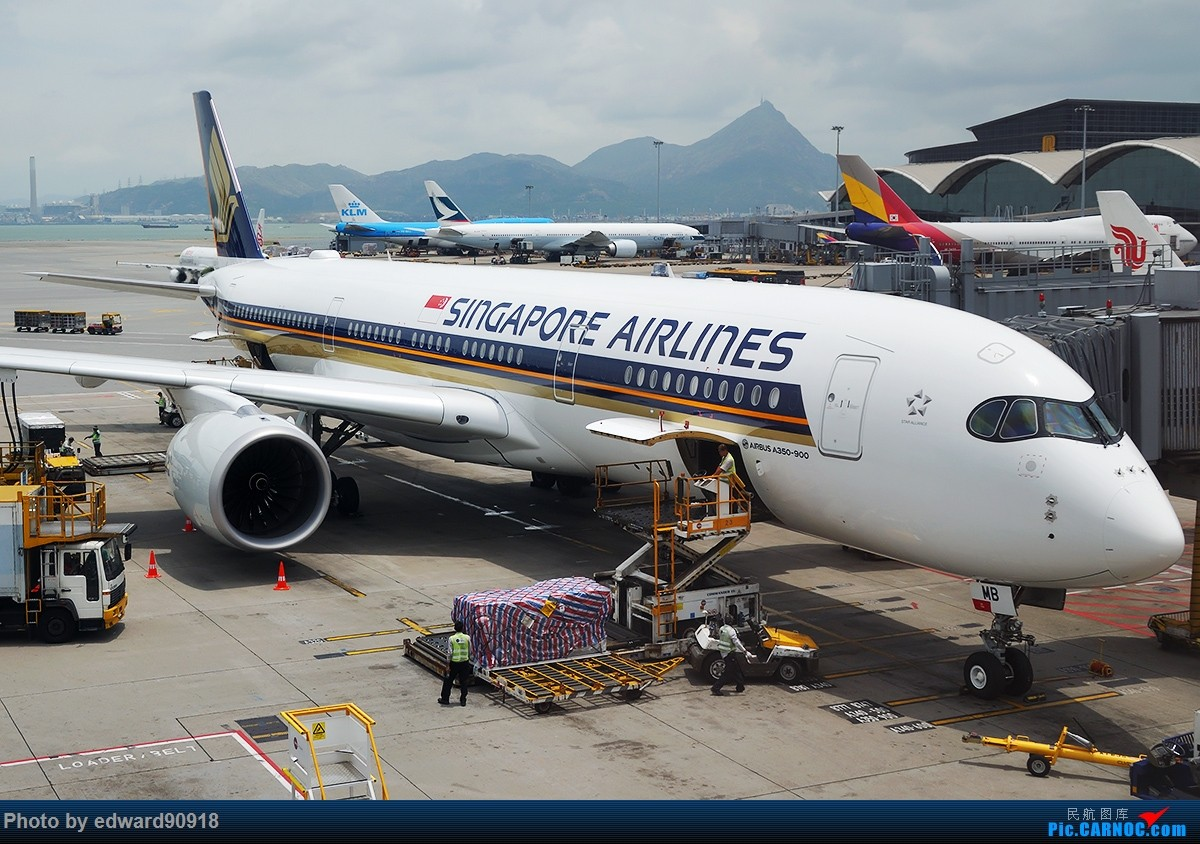 Re:【Edward小游记】脱欧前夕的大英帝国,品味纯正英伦风,DragonAir + Cathay Pacific