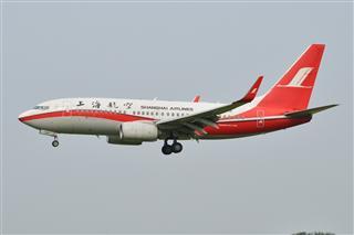 上航737-700