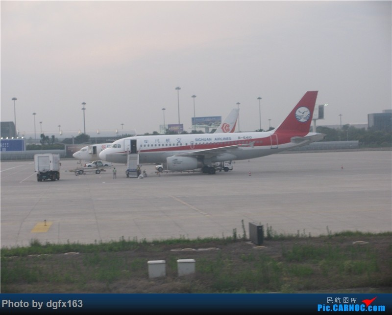Re:[原创]【dgfx163的游记(10)】中国东方航空 A320-200 大连DLC-西安XIY MU2298 第10集 感动与收获 飞行是一场修行,体验,享受... AIRBUS A319-100 B-6410 中国西安咸阳国际机场