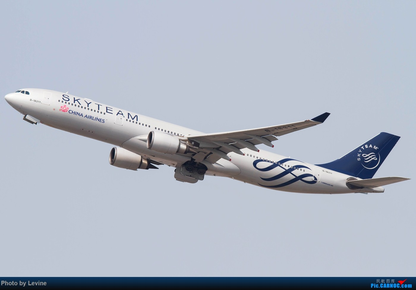 Re:[原创]今冬沙螺湾 迟来的图片 AIRBUS A330-300 B-18311 中国香港国际机场