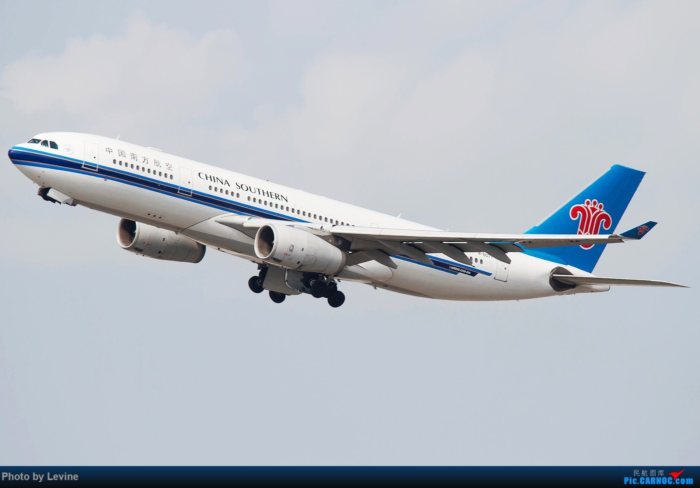 Re:[原创]今冬沙螺湾 迟来的图片 AIRBUS A330-200 B-6077 中国香港国际机场