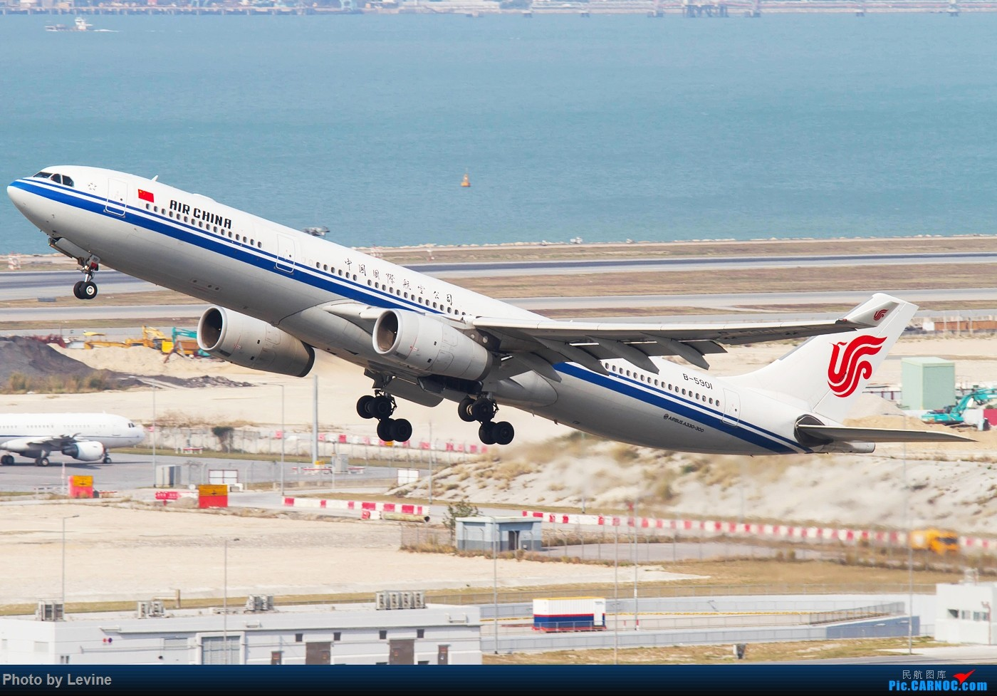 Re:[原创]今冬沙螺湾 迟来的图片 AIRBUS A330-300 B-5901 中国香港国际机场